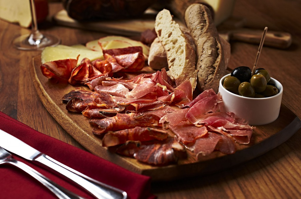 Spanish Jamon Platter