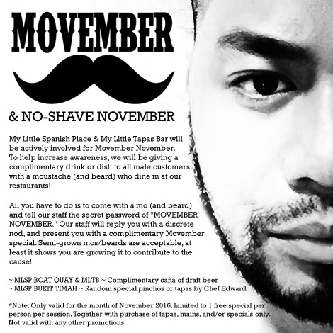 Movember November